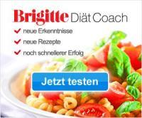 Brigitte Diät Coach: BRIGITTE Diät Abnehmen mit Lieblingsgerichten