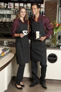 Modische und hautfreundliche Berufsbekleidung von CG Workwear, jetzt mit Ökotex-Siegel