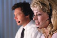 Hat Seltenheit im Callcenter: Gute Laune