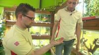 In der heutigen Folge arbeitet Carsten Eisele, Leiter der Zoofachhandelskette Zoo & Co. Mit einer neuen Biografie schlüpft der Geschäftsleiter in eine neue Identität und arbeitet als Arbeitsloser Markus Roth zum ersten Mal in einem Zoo, (c) RTL