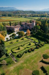 Panoramablick / Bildquelle: Alle Castello di Spessa