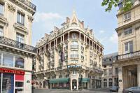 Fassade vom Citadines Suites Louvre Paris / Bildquelle: Citadines Apart'hotel