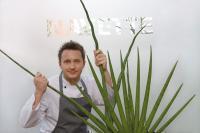 Thomas Macyszyn, Küchenchef des Gourmetrestaurants NAVETTE /  Copyright: COLUMBIA Hotel Rüsselsheim