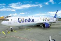 Die Boeing 767-300 fliegt zukünftig Strecken nach Seattle, Bildquelle Condor Flugdienst GmbH