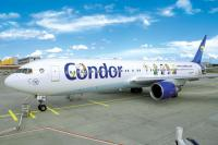 Die Condor-B767-300, Bildquelle Condor Flugdienst GmbH