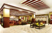 Courtyard by Marriott Doha City Center Lobby