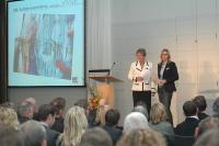 Regine Wetzig, Geschäftsführende Gesellschafterin DBL Mecklenburg (links), und Claudia Kuntze-Raschle, Geschäftsführende Gesellschafterin DBL Kuntze & Burgheim (rechts)