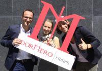 André Pietz, Kirsten Neumann und Marcus Maximilian Wöhrl / Bildquelle: DORMERO Hotels