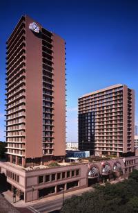 Außenansicht des Fairmont Dallas