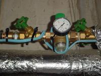 Mit einer Rohrbegleitheizung von Danfoss lässt sich ein Einfrieren der Leitungen verhindern / Bildquelle: Alle Danfoss GmbH