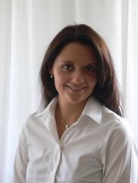 Neue Empfangschefin: Melanie Sixt