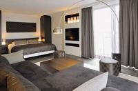 Die großzügigen Zimmer bieten ein angenehmes Zuhause auf Zeit