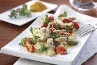 Rindfleisch-Rucola-Salat von Beeck für die Gastronomie / Bildquelle:
