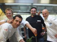 V.l.: Martin Baudrexel, Mario Kotaska, Stefan Gajzi, Ralf Zacherl. Bildquelle VOX/Stefanie Moser