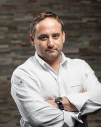 first floor Chef de Cuisine Matthias Diether