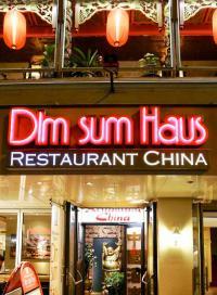 Eingang vom Restaurant Dim Sum Haus, gleichzeitig Bildquelle
