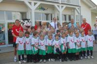 Trainingscamp für Nachwuchskicker: Die Hannover 96 Fußballschule in den Dorfhotels / Bildquelle: TUI AG DORFHOTEL