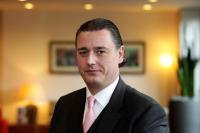 Hans-Hermann Duderstadt ist seit kurzem Hoteldirektor im Dorint Parkhotel Mönchengladbach / Foto: Alois Müller — Dorint Hotels & Resorts