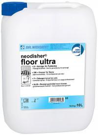 neodisher floor ultra: Glänzende Fußböden und frischer Geruch für den Küchenbereich