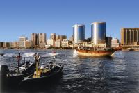 Dubai Stadtansicht, Bildquelle FTI Unternehmenskommunikation