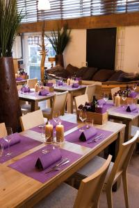 Kollektion 'Montella lila' / Bildquelle: Duni GmbH