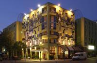Neu bei Quality Reservations ist das ECONTEL Hotel in Berlin-Charlottenburg. Insgesamt betreut der Online Vertriebsspezialist aus Hannover 372 anspruchsvolle Komforthotels in acht europäischen Ländern / Foto: Hotel