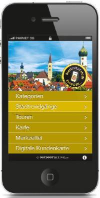 Die App von der Bierkulturstadt Ehingen