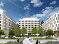 So wird das Element Hotel Frankfurt Airport aussehen