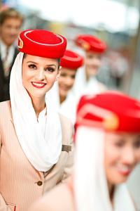Emirates Cabin Crew / Bildquelle: Emirates
