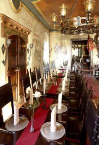 Die Plasmatechnik-Anlage von BÄRO sorgt im Schlossrestaurant des Europa-Park in Rust für eine nahezu geruchs- und fettfreie Abluft. Bildquelle: Europa-Park