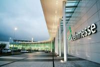 Der neue Eingang Nord der Koelnmesse / Bildquelle: FIBO Niederlassung der Reed Exhibitions Deutschland GmbH