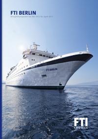 FTI- Cruises Katalogcover