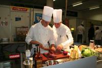 Big Cooking Contest Jungköche auf der letzten Fagfa / Bildquelle: Congress und Messe Innsbruck GmbH