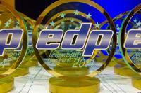 EPD Awards 2014 Trophy / Bildquelle: Fahnen-Gärtner GmbH