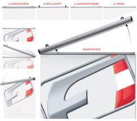 MAGNEVO in 3 verschiedenen Ausführungen / Bildquelle: Fahnen-Gärtner GmbH