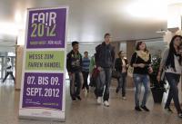 FA!R2012: 7. bis 9. September 2012 / Bildquelle: Westfalenhallen Dortmund GmbH