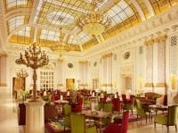 Fairmont Grand Kyiv Atrium Lounge