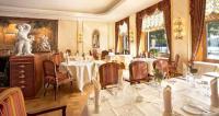 Blick in das Restaurant Haerlin, wo Küchenchef Christoph Rüffer eine herausragende Kulinarik kreiert