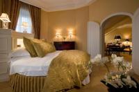 Die Schloss Suite im Luxushotel