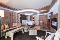 Familiensuite im Alpine Lodge STOCK resort; Bildquellen mk Salzburg PR-Agentur für Tourismus