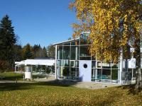 Das komfortable Hallenbad vom Ferienclub Maihöfen / Bild: GEW