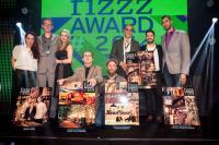Gruppenbild der Sieger des Fizzz Awards 2014 / Bildquelle: Meininger Verlag GmbH