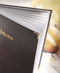Fluhrer Verlag / Ideen für Speise- & Weinkarten - F/S 2010