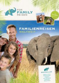 Der Katalog von For Family Reisen / Bildquelle: one billion voices