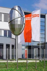 Firmeneingang / Bildquelle: Franke Coffee Systems GmbH