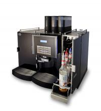 Spectra Foam Master mit Flavour Station in Black Edition / Bildquellen: Franke Coffee Systems GmbH
