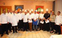Die Teilnehmer 2014 / Bildquelle: Gastronomisches Bildungszentrum Koblenz GBZ