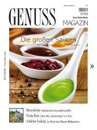 DIE GROSSEN SAUCEN - Das GENUSS.MAGAZIN 2/2010 ist da!