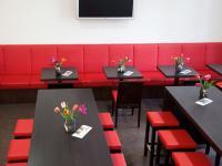 Die neuen Räume der Cafeteria / Bildquelle: GO IN GmbH