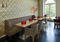 Restaurantbereich im 1. Stock